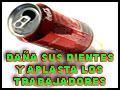 No a la Coca y cola